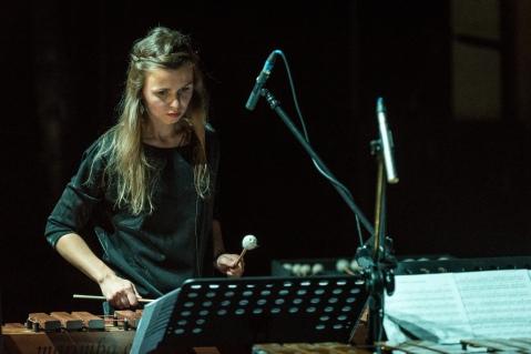 Kasia Kadłubowska, Dominik Bukowski   TRANSIENT. Fot. Dawid Linkowski / GTS
